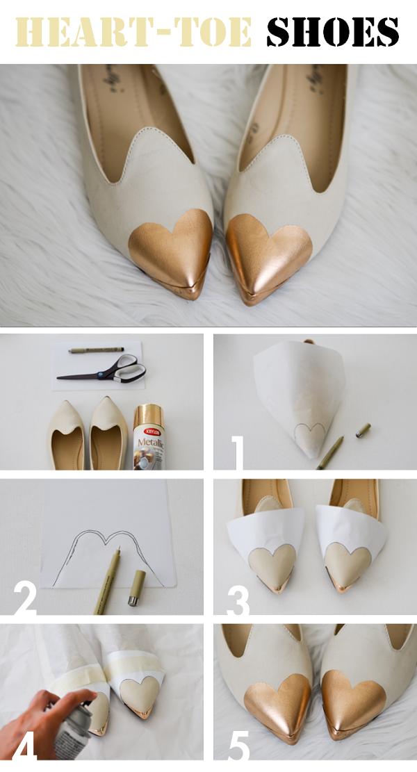 Туфли кукле своими руками 4