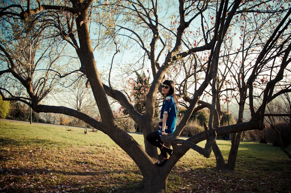il giardino segreto chiara outfits torino fashion bloggers