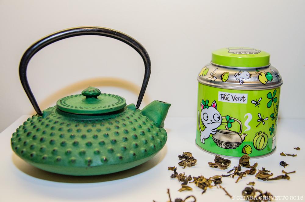 Thé verde Matcha