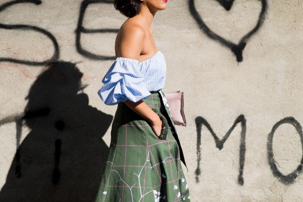 milan fashion week elle