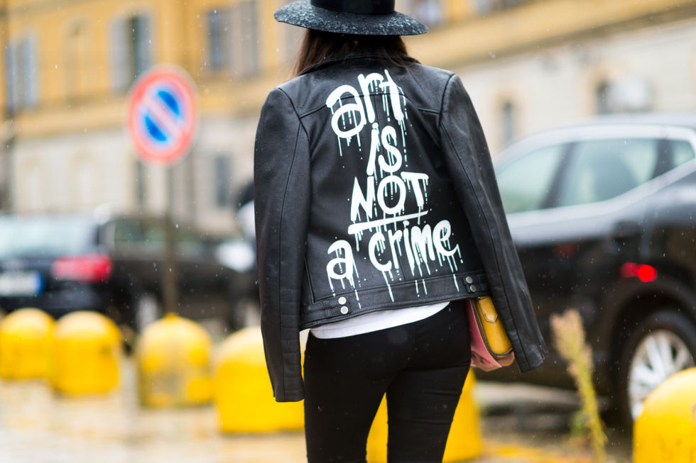 streestyle milano fashion week elle