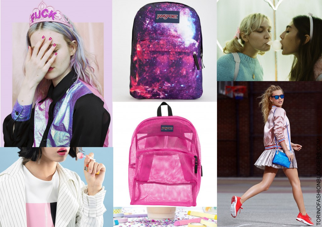 sixteen, sweet sixteen, jansport, colors, mood, moodboard, back to school, back pack