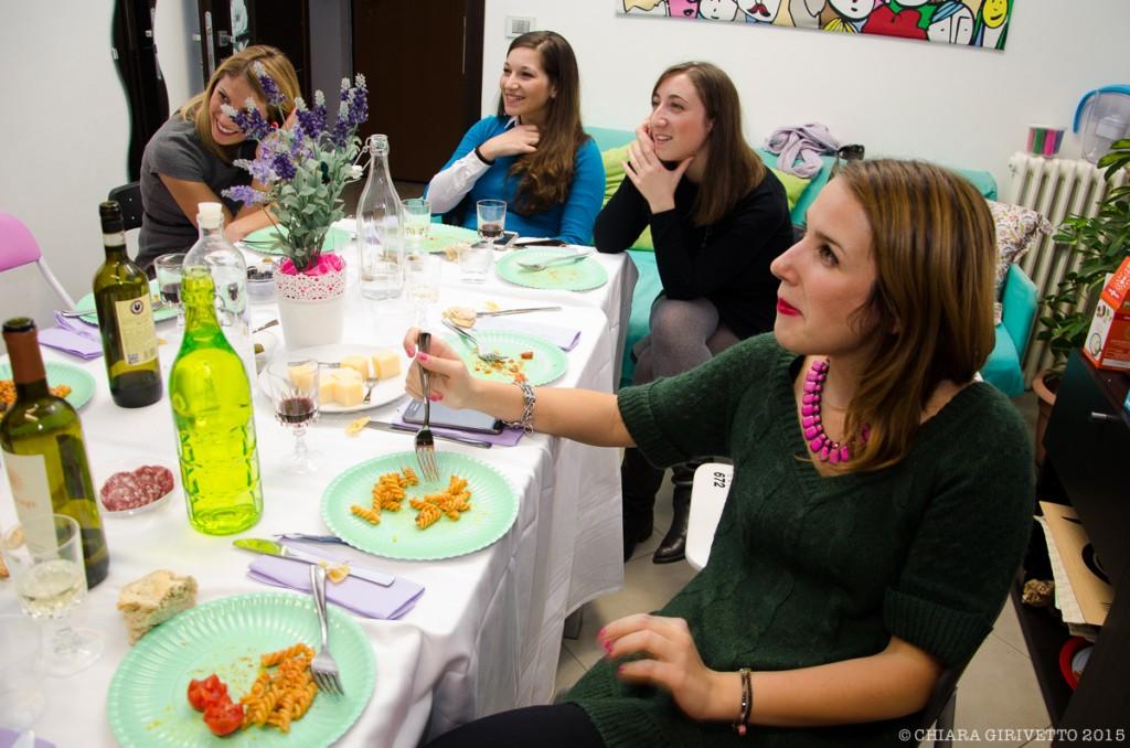 cucina barilla torino fashion bloggers
