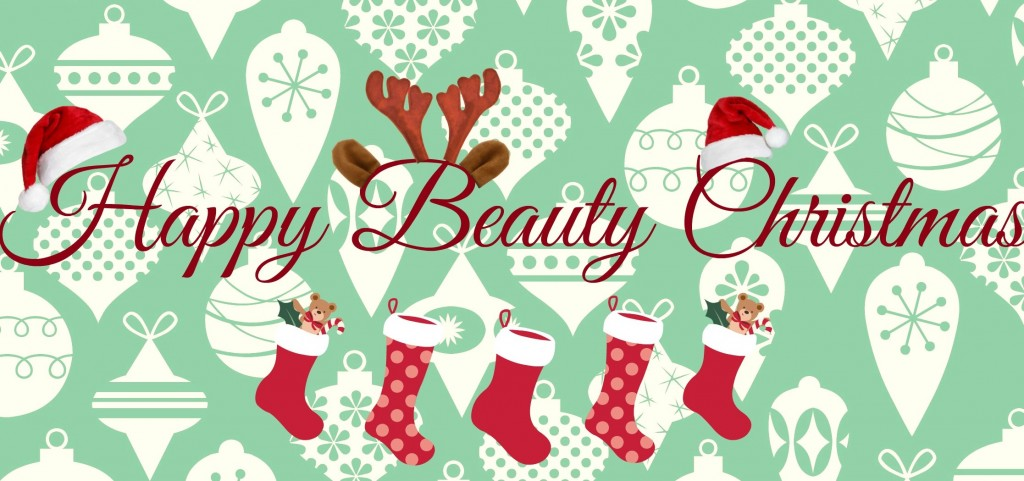 Happy beauty christmas