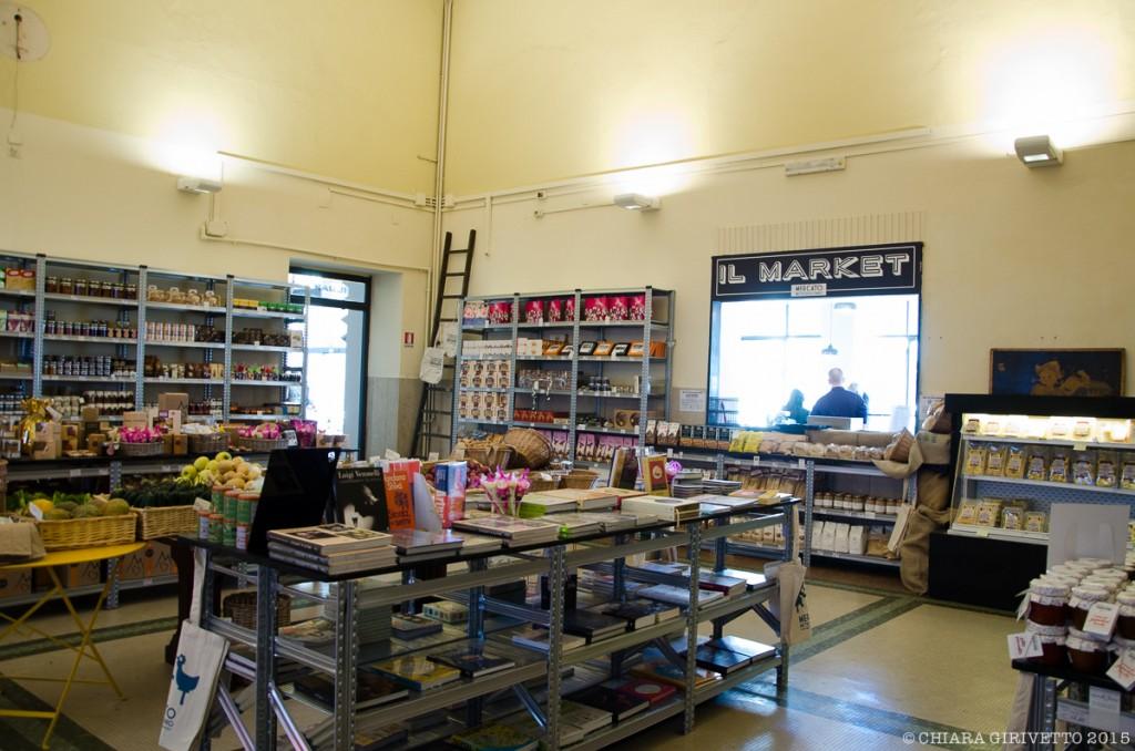 Mercato Metropolitano Torino market