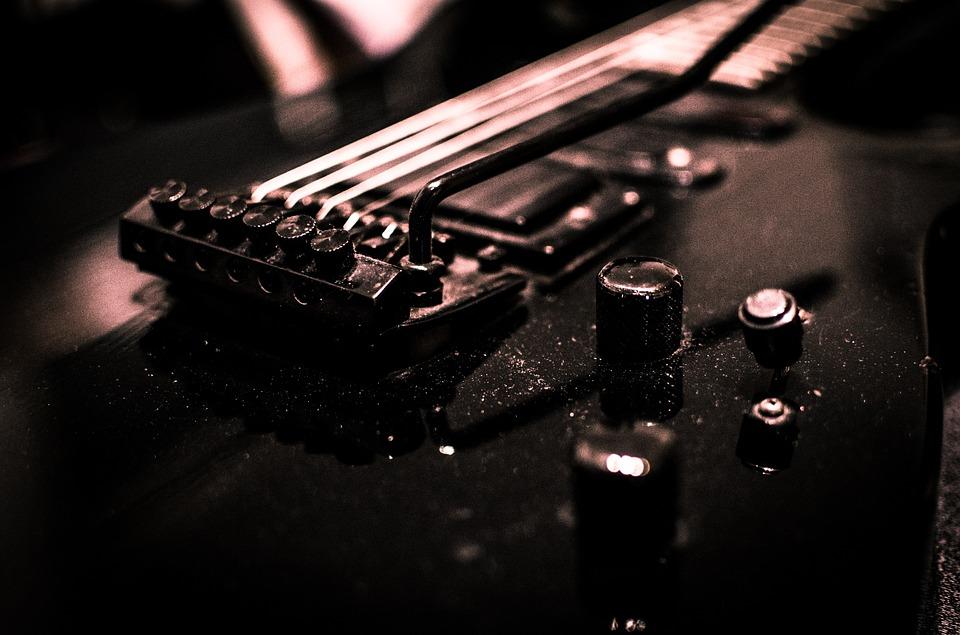 Fender Stratocaster chitarra