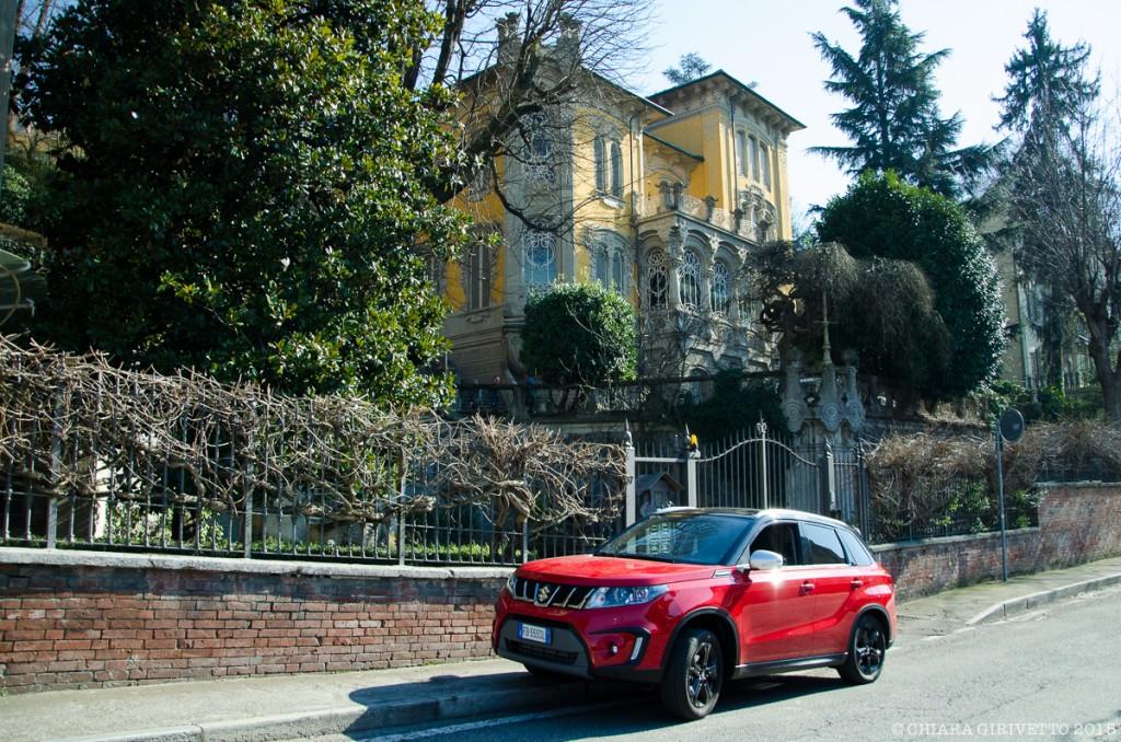 Villa Scott Torino Suzuki Vitara Tour