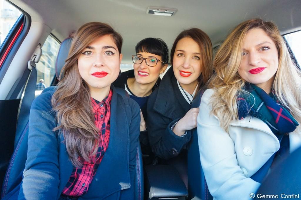Torino Fashion Bloggers Suzuki Vitara Tour
