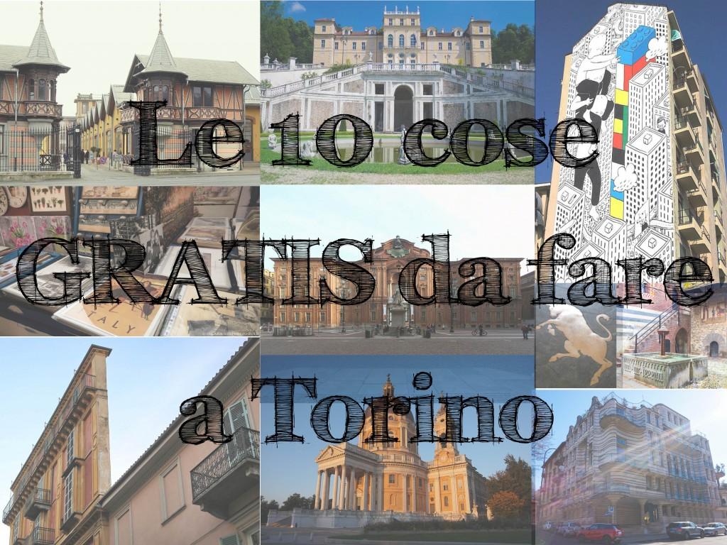 le 10 cose gratis da fare a Torino