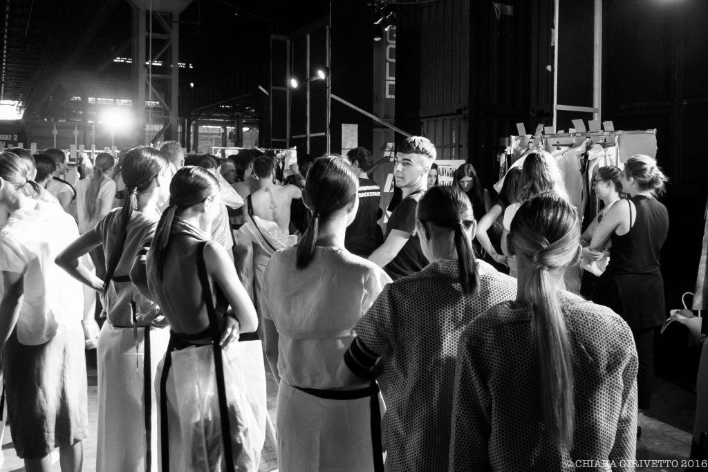 torino fashion bloggers, torino fashion week, wella team, fashion show, spazio mrf, backstage, lungotavolo