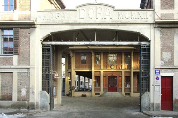 Spazio Docks Dora locali feste Torino