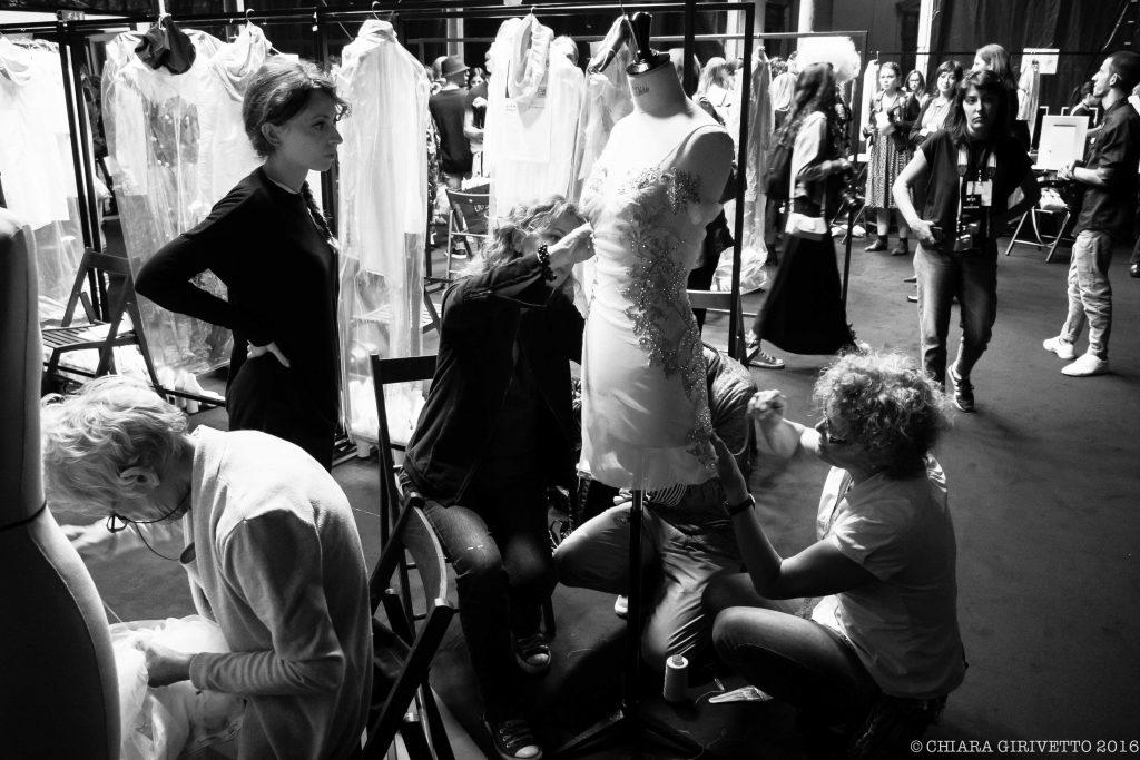 scognamiglio backstage