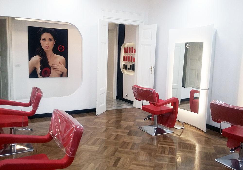Aldo Coppola by Angela Trovato uala parrucchieri Torino hair beauty