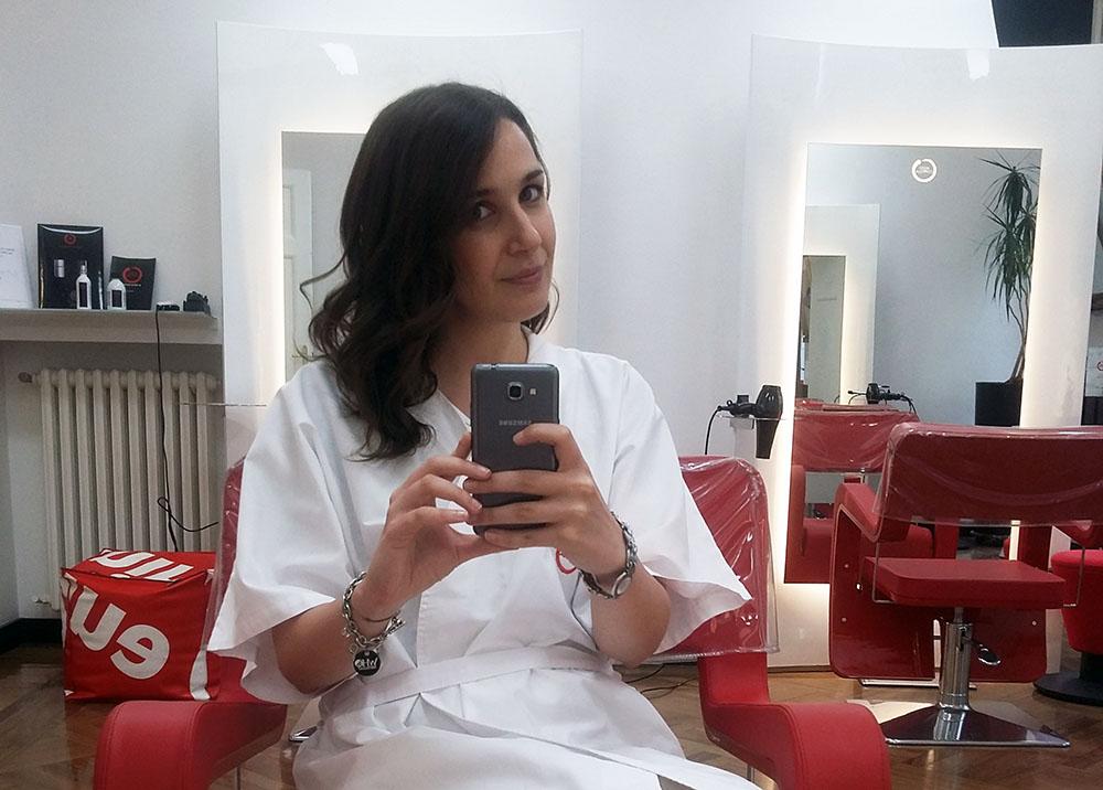 Aldo Coppola by Angela Trovato uala parrucchieri Torino hair beauty shades colore risultato
