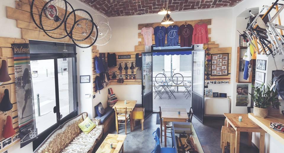 Pai Bikery bici brunch locale Torino colazione pranzo food