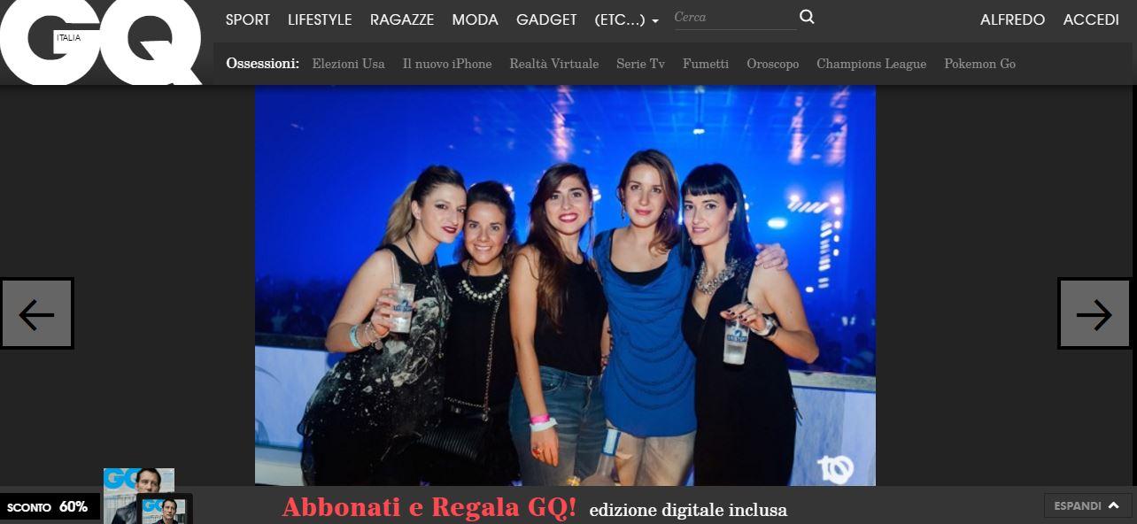 Le TorinoFashionBloggers su GQ
