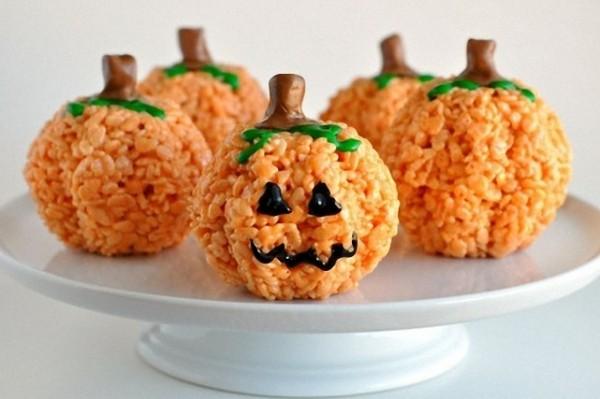 arancini riso zucca Halloween ricetta spavento