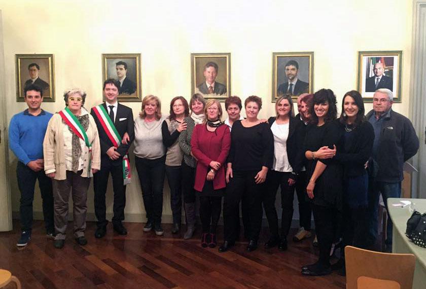 Api di Carta associazione mamme solidarietà sorrisi conferenza stampa consiglio regionale del Piemonte sindaco consulta femminile Palazzo Lascaris Torino