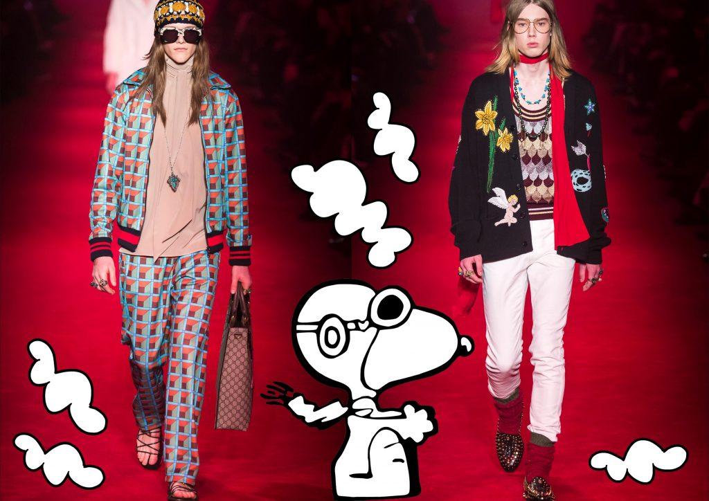 gucci moda uomo 2016