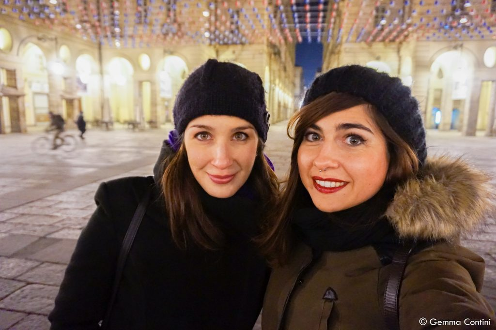Somewhere Torino Noir Torino Fashion Bloggers