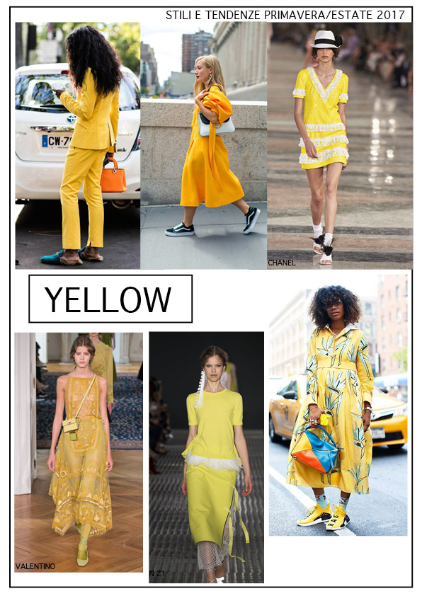 giallo yellow