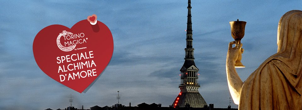 lovin' Torino amore San Valentino Somewhere tours&events Mole
