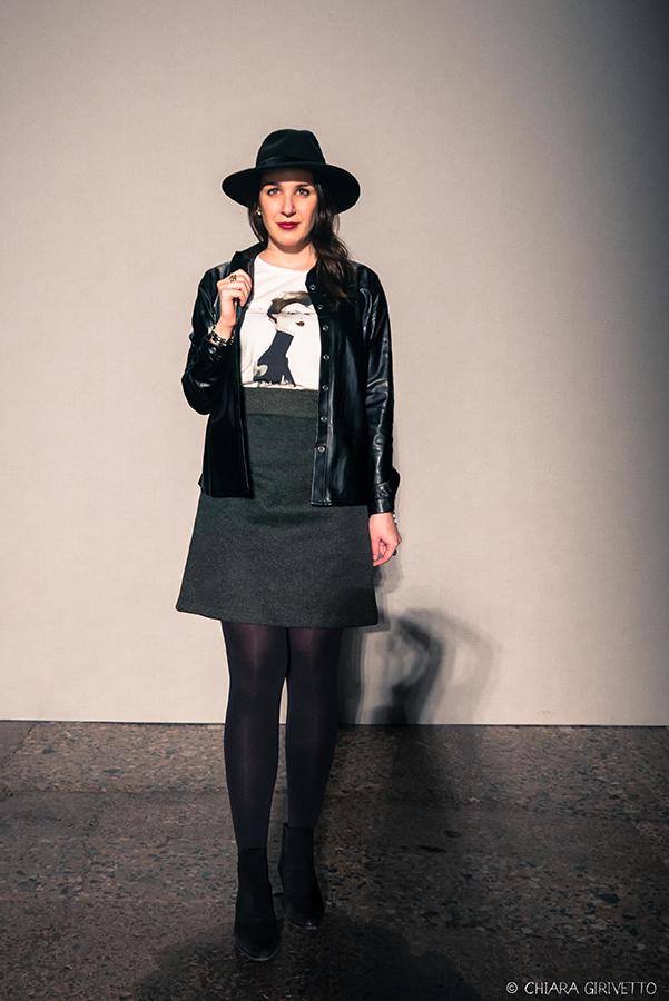 Elisa Raimondo Torino Fashion Bloggers Clinique Cristiano Burani Milano Fashion Week Palazzo Reale Sala delle Cariatidi