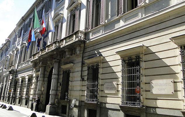 Palazzo Cisterna visita guidata Torino evento