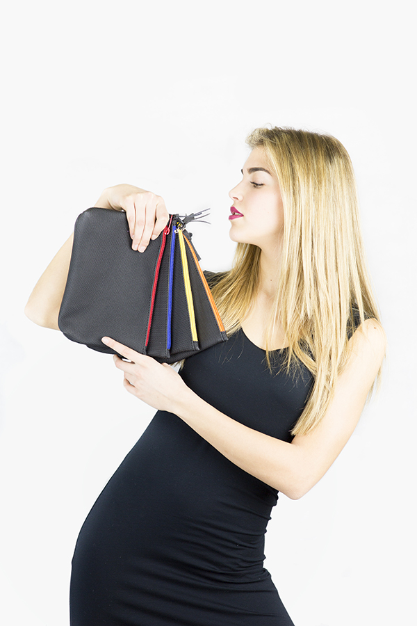 Borse 10100 collezione Torino Fashion Bloggers pochette