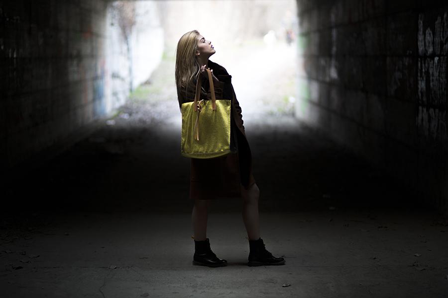 Borse 10100 collezione Torino Fashion Bloggers shopping bag