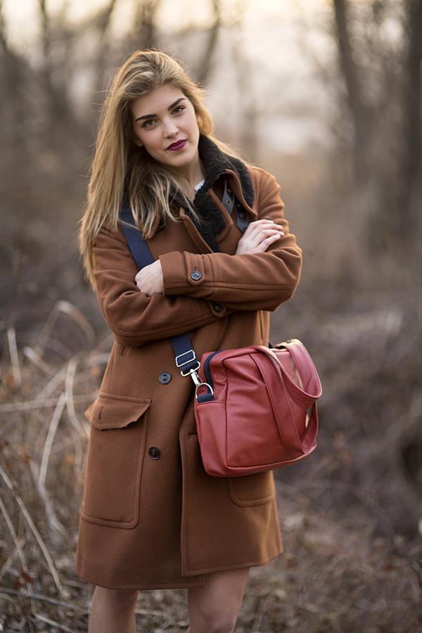 Borse 10100 collezione Torino Fashion Bloggers cartella porta pc