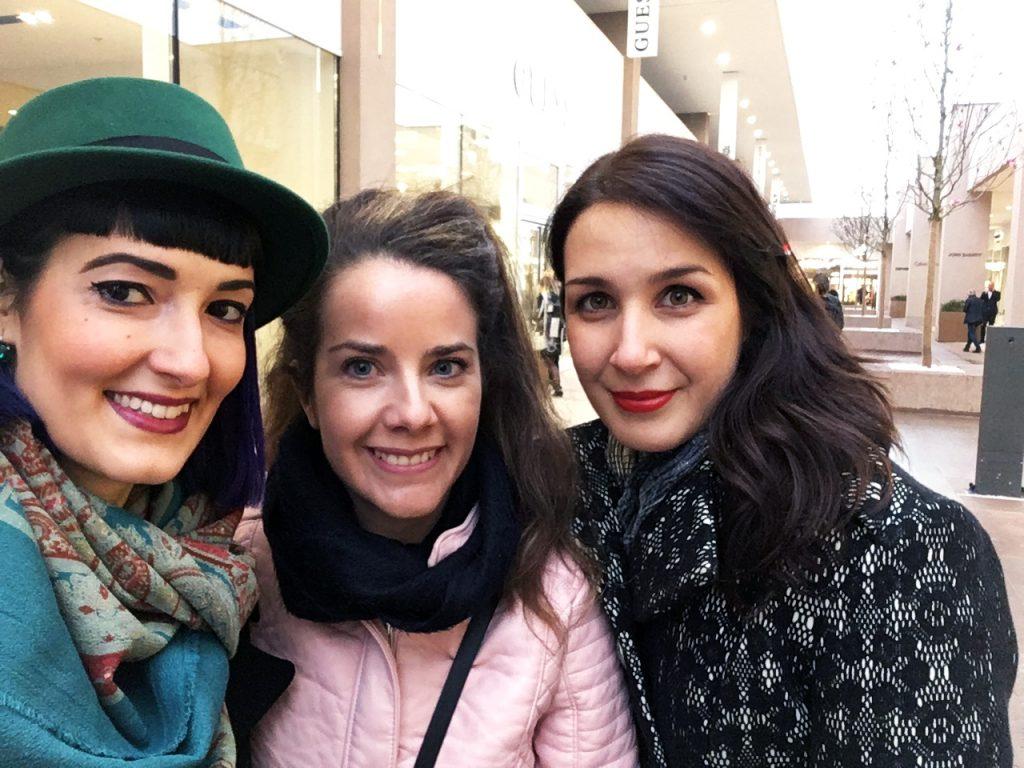 Torino Outlet Village party inaugurazione store firme negozi shopping Torino Fashion Bloggers