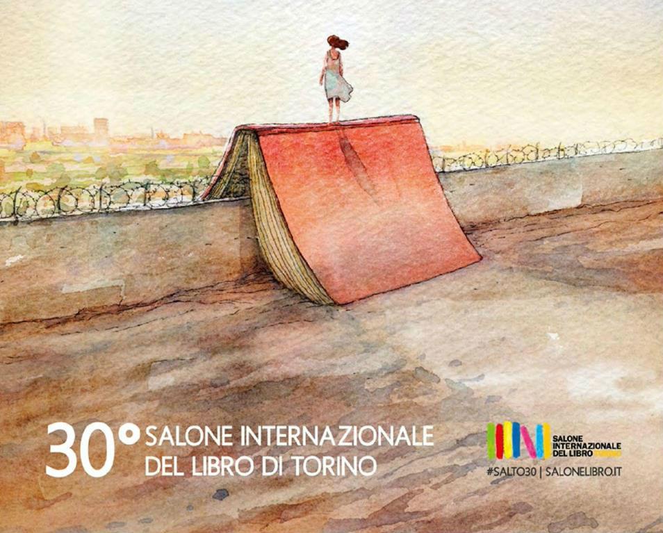 Salone Internazionale del Libro Torino Gipi illustrazione Oltre i confini libri