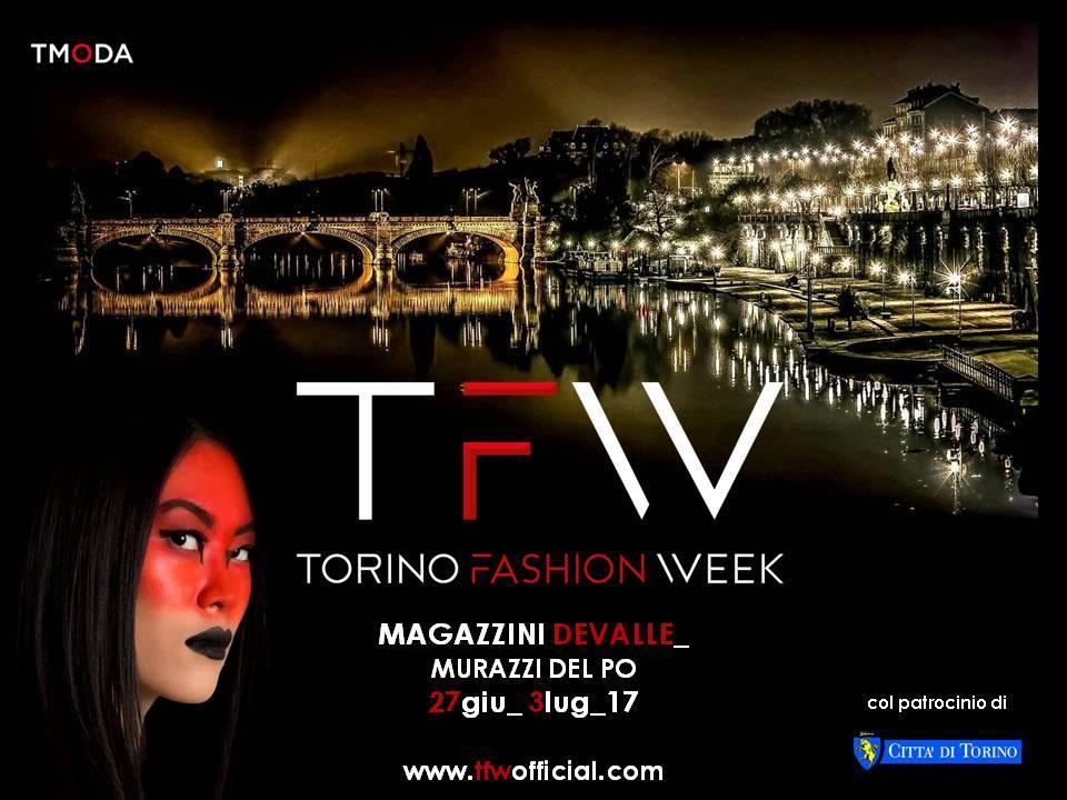 Torino Fashion Week 2017 moda emergente internazionale evento settimana della moda torinese