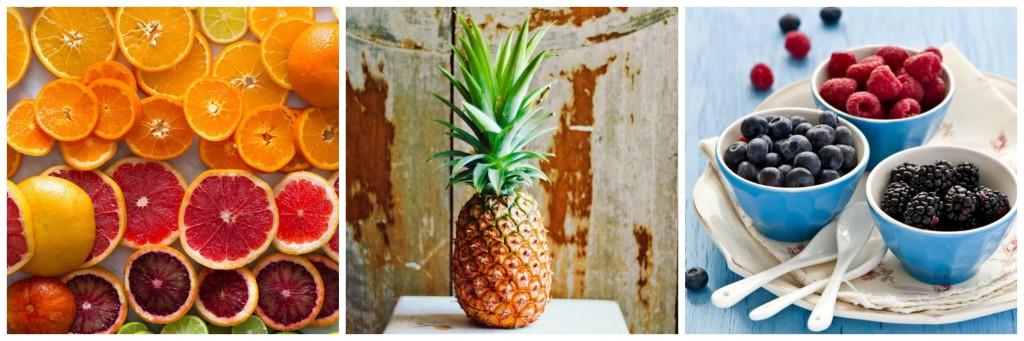 Frutta che aiuta la prova costume