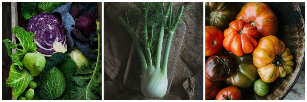 Verdure che aiutano la prova costume