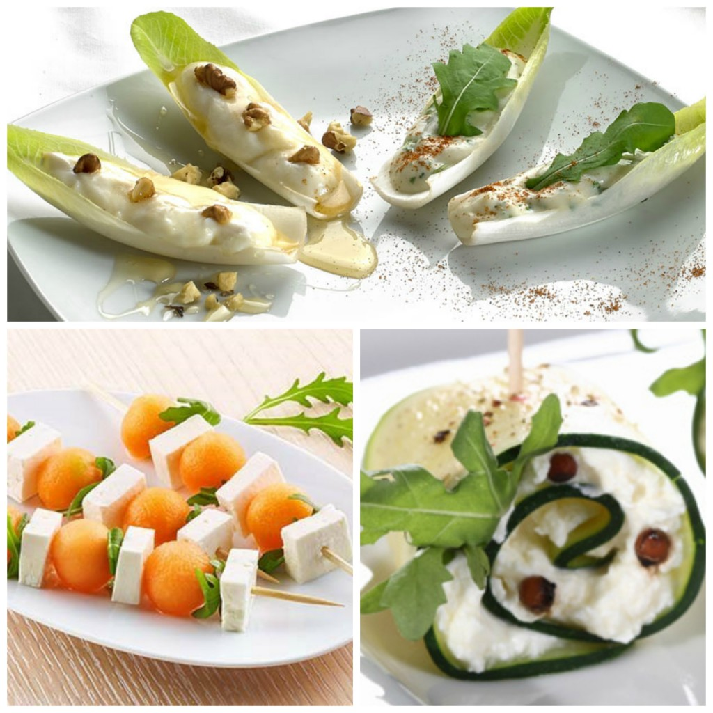 Idee ricette cena in bianco
