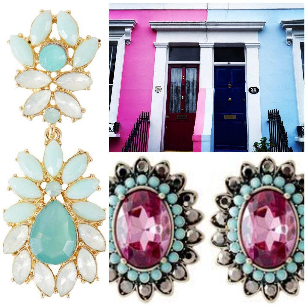 earrings blue_Fotor_Collage