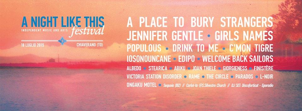 musica festival Torino luglio
