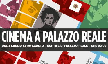 Palazzo Reale Torino film cinema cortile aperto