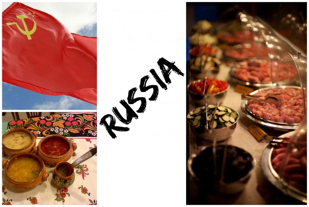 Siririaki e Sovietniko Torino Ristoranti Russi