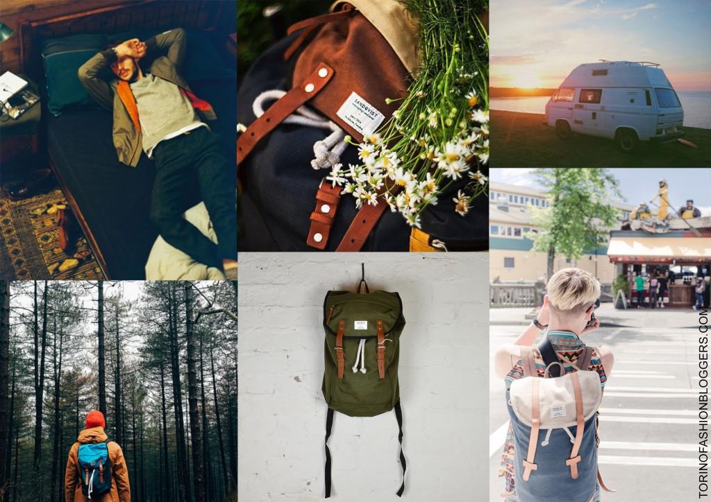 sandqvist,backpack, zaino, traveller, nomadic, nomda, mood, tendenze,zaini, modern traveller