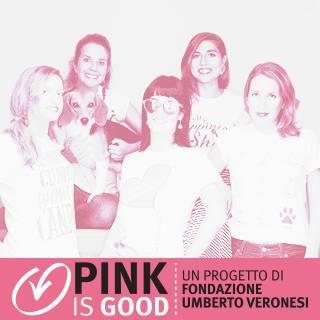 pink is good, tfb pink, love, breast, tumore al seno, prevenzionse, ottobre