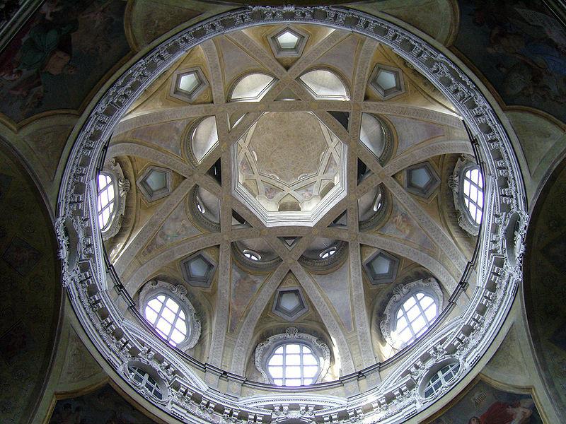 san lorenzo chiesa reale torino guarini giuseppe marino