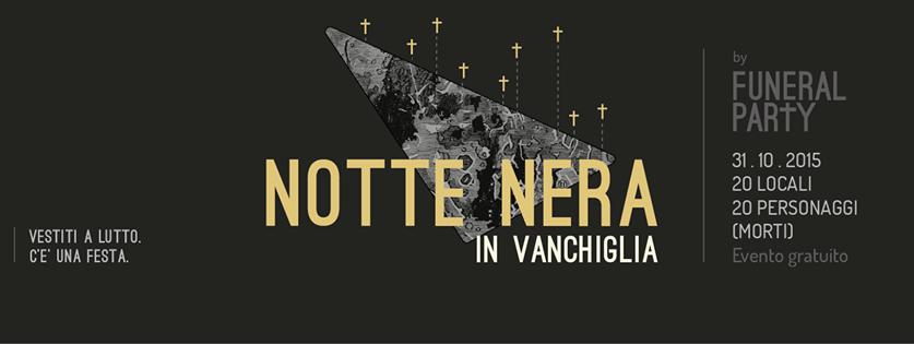 Notte Nera in Vanchiglia Torino