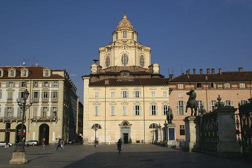 San Lorenzo Piazza Castello torino hen magonza flickr