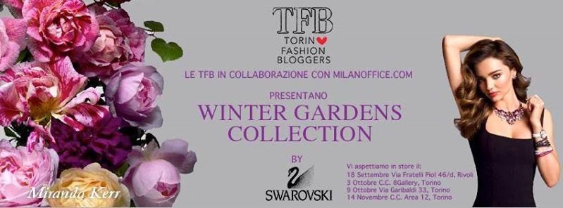 Presentazione Winter Collection Swarovski Torino