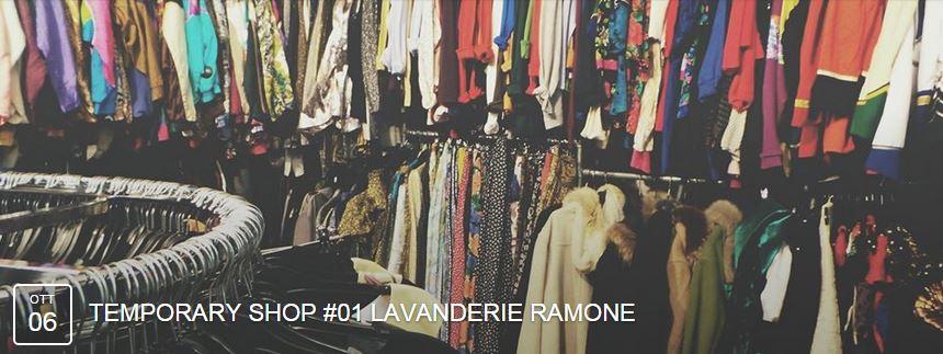 Temporary Shop Lavanderie Ramone