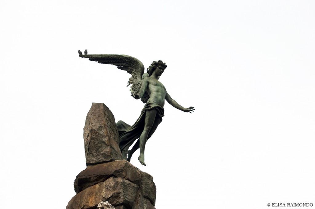 angelo no stella pentacolo scomparso lucifero elisa raimondo