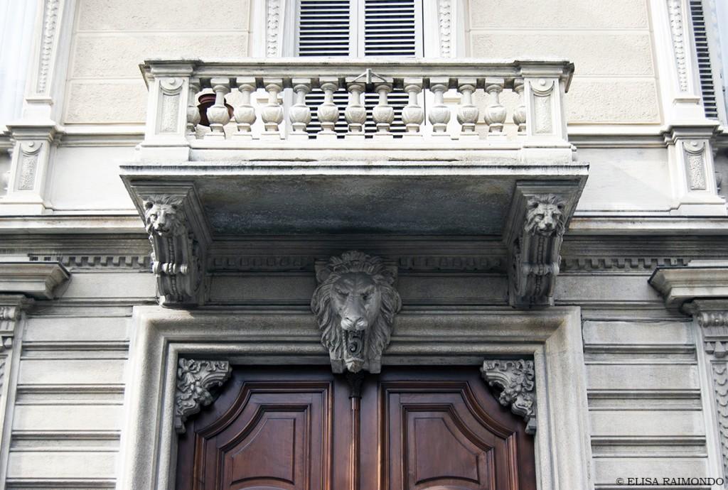 leone statua palazzo torino elisa raimondo